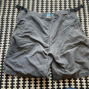 Alf vintage Kuhl men's shorts size Large